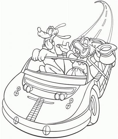 Coloring Disney Walt Pages Mcduck Scrooge Popular