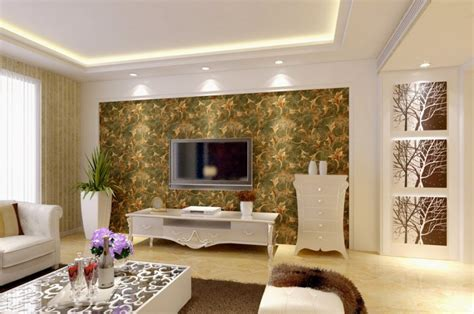 attractive modern living room interior decorating ideas