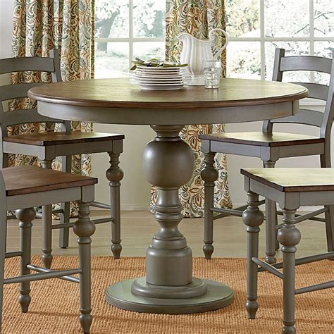 colonnades  counter height table progressive