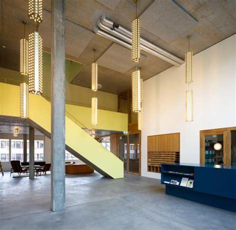 wohn und baugenossenschaft wohn und gewerbesiedlung kalkbreite z 252 rich m 252 ller sigrist architekten