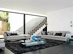 Canape roche bobois en 25 photos mobilier haute de gamme for Tapis de marche avec canape roche