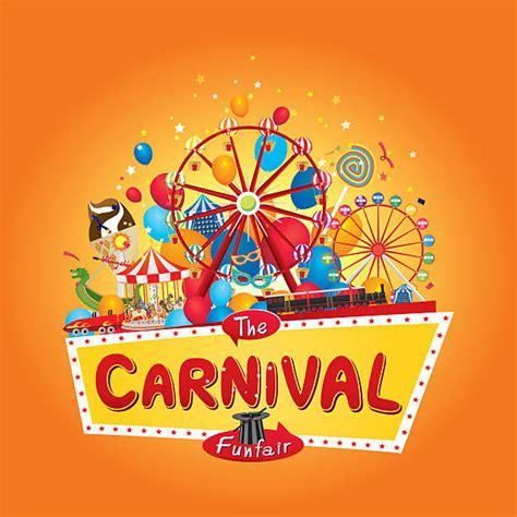 Carnival Circus Tent Clip Art