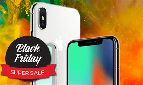 iphone x black friday 2018 deals here are the best