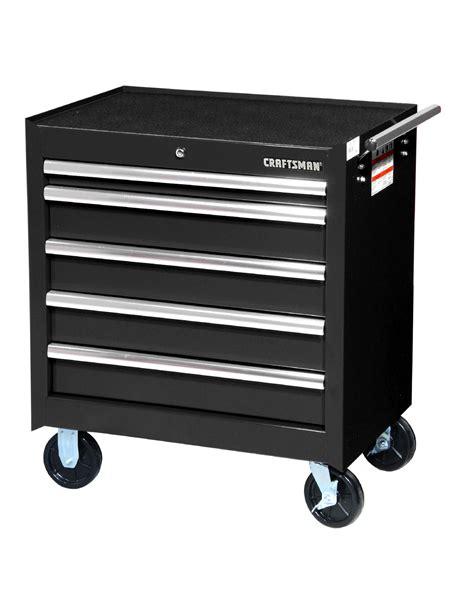 Craftsman 27 5 Drawer Roller Cabinet Pro Grade Tool