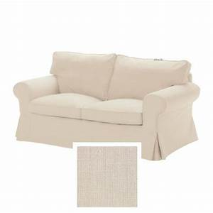 Ikea ektorp 2 seat sofa slipcover loveseat cover svanby for Sectional slipcovers canada