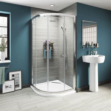 best way to clean shower cubicle 17 best ideas about shower enclosure on master
