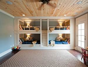 51 built in bunk beds ideas for sweet home gallery gallery for Www home gallery furniture com