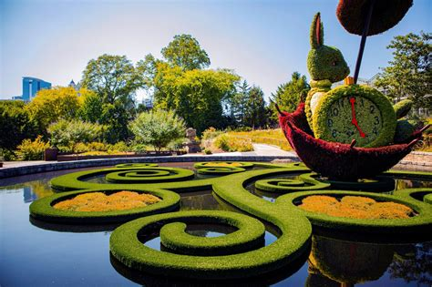 hotels  atlanta botanical gardens  atlanta midtown