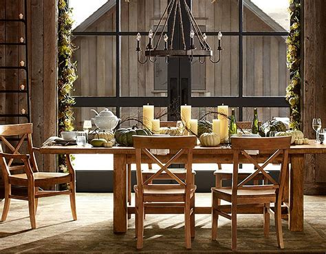 pottery barn dining room fall winter 2013 inspired by pottery barn