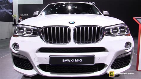 Bmw X4 Photo by 2017 Bmw X4 Photos Informations Articles Bestcarmag