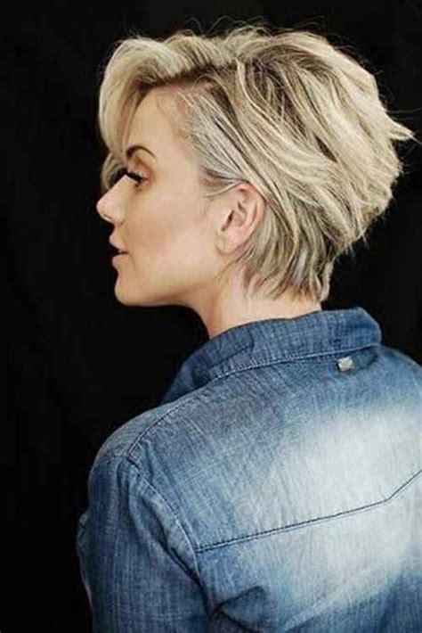 latest longer pixie hairstyles   short