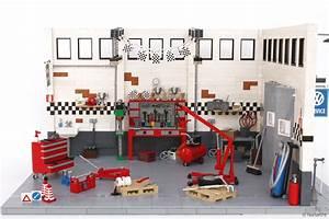 Garage Volkswagen 91 : lego ideas product ideas garage life oldtimer volkswagen service and repair workshop ~ Melissatoandfro.com Idées de Décoration