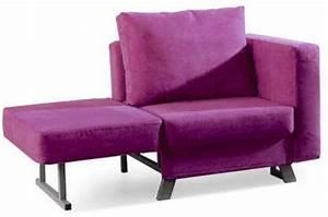 Fauteuil Convertible Une Place : fauteuil convertible 1 place multi rose fauteuil design pas cher ~ Teatrodelosmanantiales.com Idées de Décoration