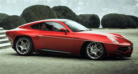 Alfa Romeo Endorses Touring Superleggera To Build Disco