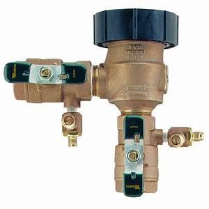 1 in Pressure Vacuum Breaker-800M4-QT - The Home Depot