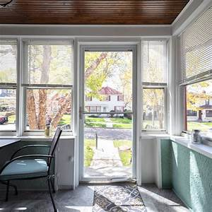 Macalester-groveland, Front, Porch, Update, -, Traditional, -, Porch, -, Minneapolis