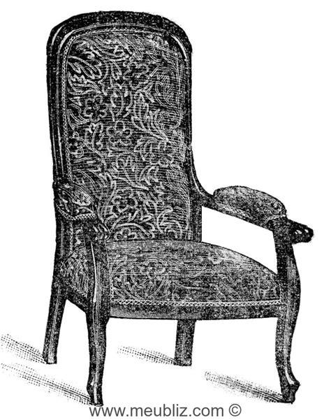 restaurer un fauteuil voltaire explication en images