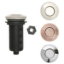 insinkerator countertop switch garbage disposal air switch dual outlet sink counter top