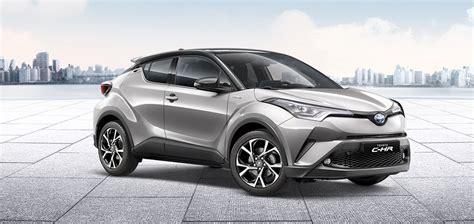Toyota Chr Hybrid Modification by Toyota Promozione C Hr 1 8 Hybrid