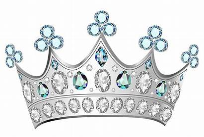 Crown Clipart Queen Crowns Elizabeth Transparent Diamond