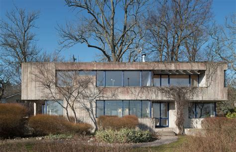 House of the week: a Brutalist home in Sweden