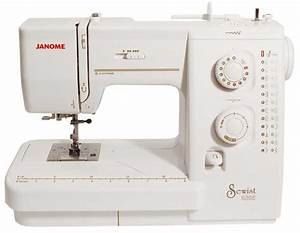 Janome 625e Sewing Machine Instruction Manual