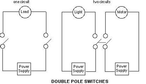 Single Pole Switch And Schematic Switched Wiring by Poles Carlingtech