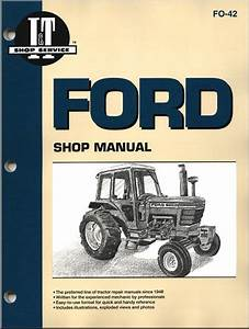 Download Free Software Ford Tractor 7610 Service Manual