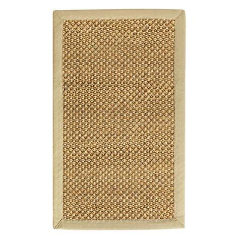 home depot sisal rug home decorators collection freeport sisal honey khaki 12
