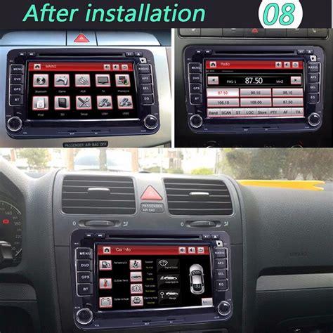 vw golf 5 radio junsun 7 inch 2 din car dvd gps radio player for vw golf 5