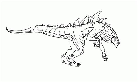 godzilla coloring pages  kids   adults