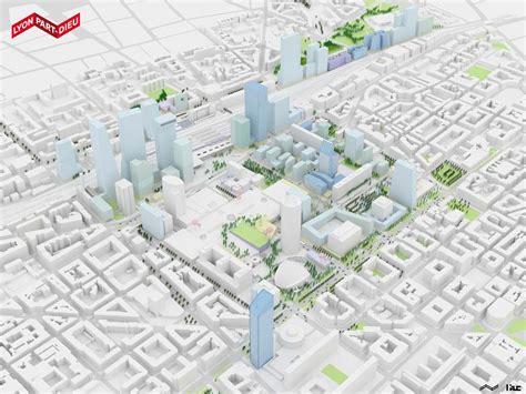 bureau d 騁ude urbanisme lyon un nouvel acteur pour porter le projet urbain lyon part