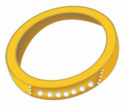 Bracelet Clipart Bangles Clip Gold Cliparts Isang