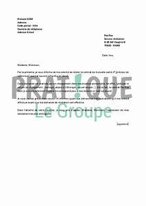 Numero Pacifica Assurance : modele lettre resiliation mutuelle depart etranger document online ~ Medecine-chirurgie-esthetiques.com Avis de Voitures