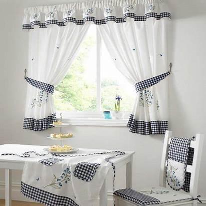 Curtain Designs Window Kitchen Idea Curtains Latest