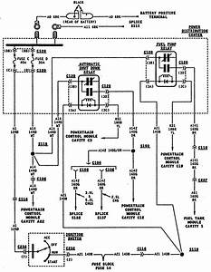 Diagram  1993 Dodge Dakota Wire Diagram 2 5 Full Version