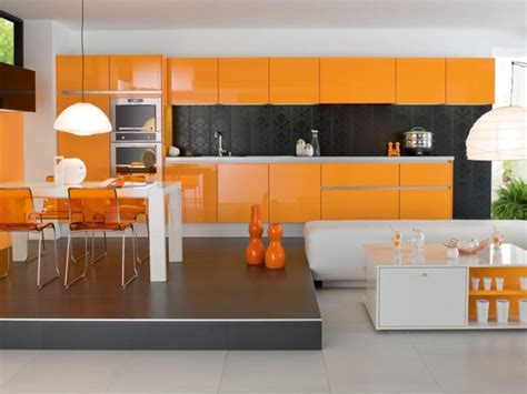 orange and white paint color combination 2019 ideas