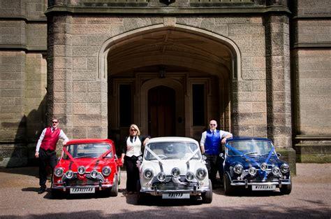 classic mini hire wedding car hire stoke  trent