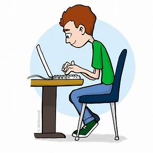 Computer Lab Clipart - Clipart Bay