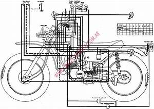 1971 Yamaha Motorcycle Wiring Diagrams