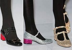 Tendance Chaussures Automne Hiver 2016 : chaussure tendance automne 2015 ~ Melissatoandfro.com Idées de Décoration