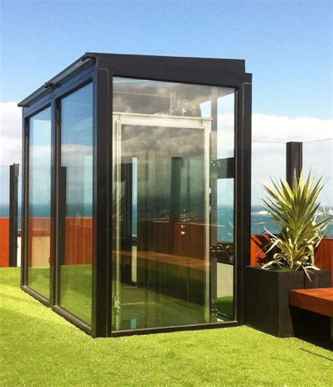 houses with elevators elevator boutique provides luxury home elevators with style