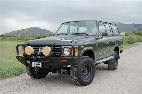 toyota land cruiser 1985 toyota land cruiser fj60