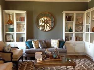 Most, Popular, Living, Room, Design, Paint, Color, Ourgw