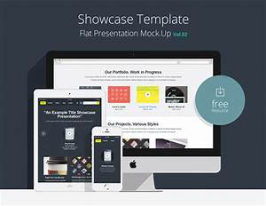 40 Free Mockup Templates to Present Your UI Designs