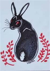 El-ahrairah, Frith, and the Black Rabbit of Inle ...