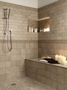 Florida tiles millenia traditional tile san for Houzz com bathroom tile