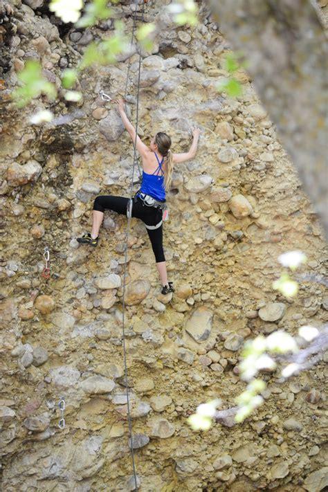 Maple Canyon Climbing Adventure Elisabeth Mcknight