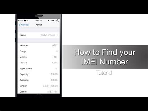 how to find your iphone how to find your iphone imei number