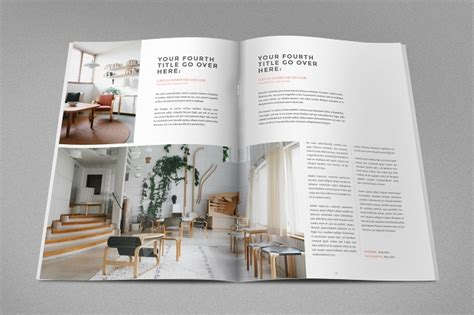 interior design magazines  psd eps ai indesign